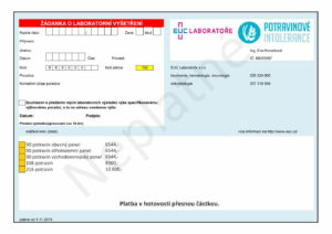 EUC Žádanka panel potravin (potravinoveintolerance.cz)